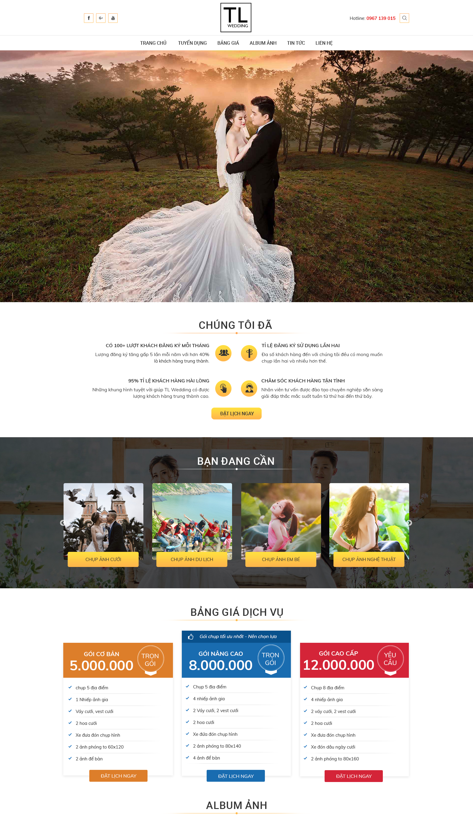 Website Wedding RT
