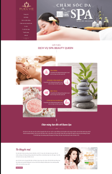 Website Spa 3 RT