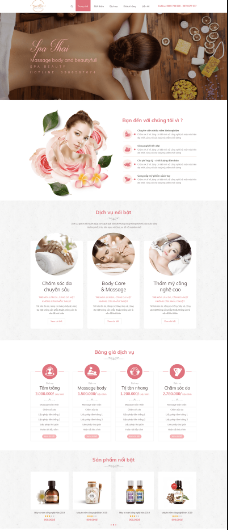 Website Spa 5 RT