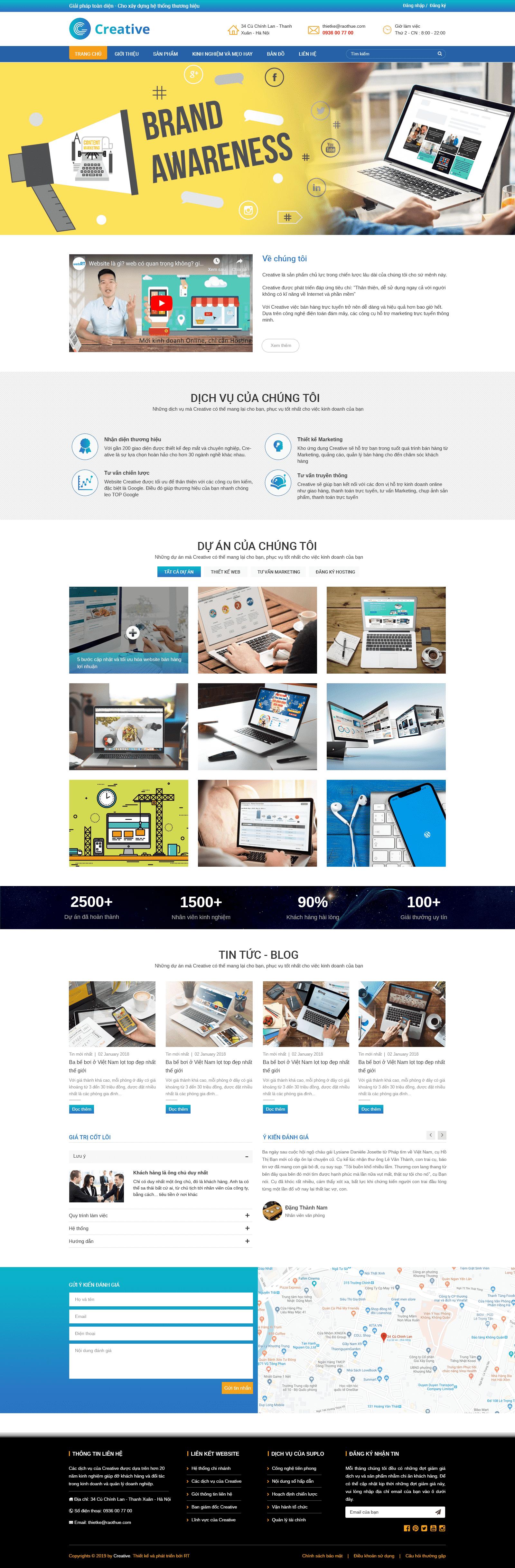 WebsiteCreative RT