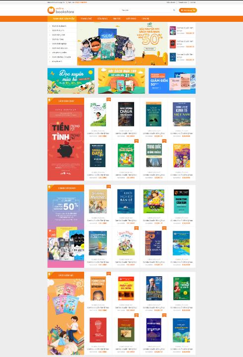 Web Sách đẹp RT